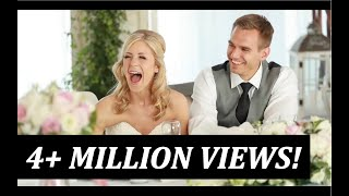 Hilarious older and younger brother wedding speech!