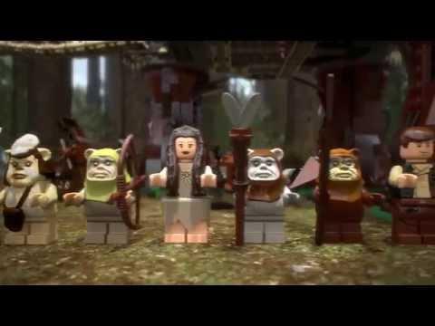 Vidéo LEGO Star Wars 10236 : Le village Ewok