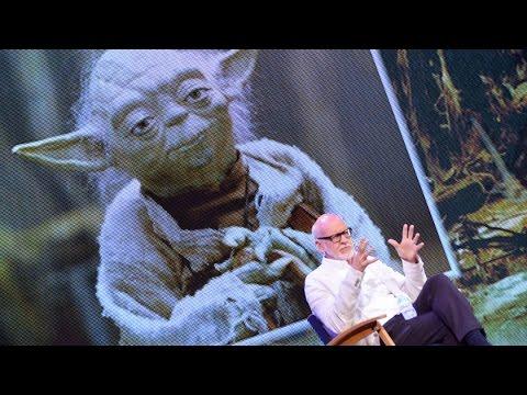 Frank Oz FULL Conversation at Star Wars Weekends, Voice of Yoda, Miss Piggy, Disney World