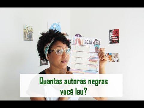 Quantas autoras negras li em 2018? | Passos entre Linhas