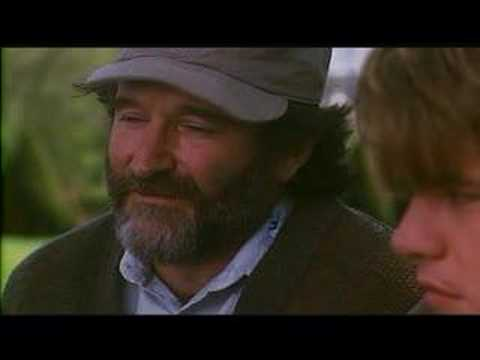 Preview video Will Hunting - Genio Ribelle