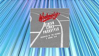 Wrekonize - Finish Lines (Freestyle) (Produced by The Pushers & Gianni Ca$h)