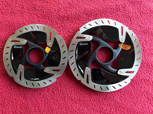 Видео Ротор Shimano Dura-Ace SM-RT900-S, ICE TECH FREEZA Center Lock 160 мм