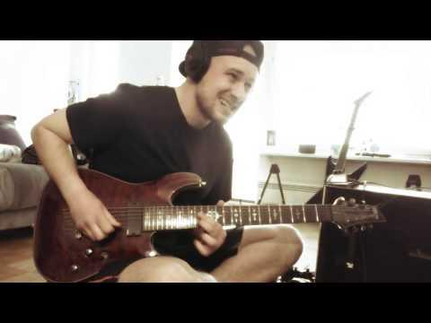 Converge - Thaw guitar cover.