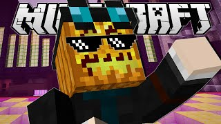 Minecraft | HALLOWEEN PARTY GAMES!! | Party Games 3 Minigame