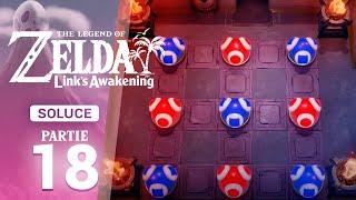 Soluce L'sA – Étape 18 : Le Temple des Couleurs