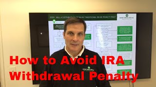 How to Avoid IRA Withdrawal Penalties