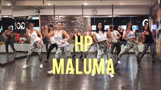 HP Maluma  Zumba Con Nath