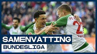 HIGHLIGHTS | Finnbogason berooft Bayern van zege