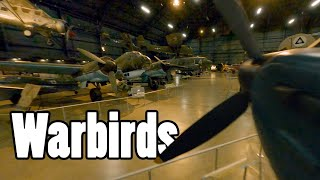 Warbirds - WWII Planes at the Museum of the USAF