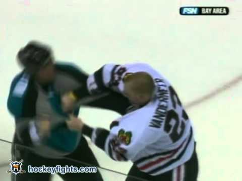 Scott Thornton vs. Jim Vandermeer