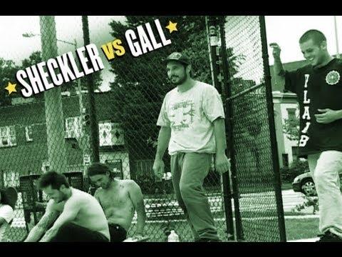 Sheckler Vs. Gall