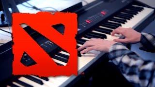 Dota 2  - Explore 2 (Calm) / Main Menu Music 2 [Piano Cover + Sheets]