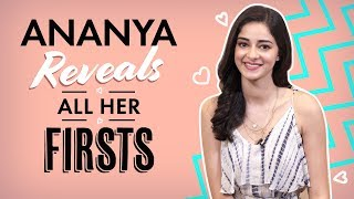 Ananya Panday REVEALS her first kiss, shooting with Suhana and fan moment with Hrithik Roshan