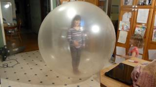 Download Video How to Put 2 People Inside a Giant Balloon MP3 3GP MP4