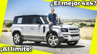¿El Mejor 4x4 Del Momento? | Review Land Rover Defender 2020