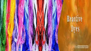 Reactive Dyes in India | Shri hari Dyes & Chemical