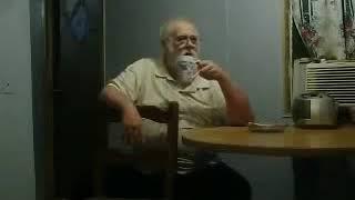 Angry Grandpa Is On Helium - Heavy Metal Surprise Prank!