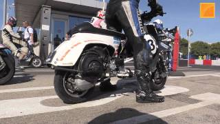 preview picture of video 'Palma Port Kart Cub 2004'