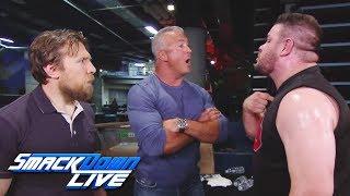 Kevin Owens confronts Shane McMahon and Daniel Bryan: SmackDown LIVE, Aug. 1, 2017 | Kholo.pk
