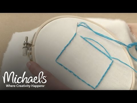 Download Embroidery Basics: Stitches | Extras: Crafts & Hobbies | Michaels