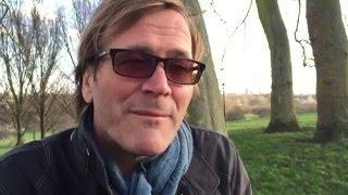 "Steve Norman (Spandau Ballet) VIDEO DIARY - No. 2 ""Paint Me Down video"""