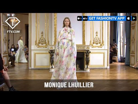 , title : 'Monique Lhuillier Spring/Summer 2018 | FashionTV'