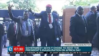 Ramaphosa inauguration: This is the moment Madiba was waiting for