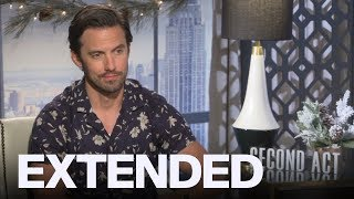 Milo Ventimiglia On What's Next For Jack In 'This Is Us'   EXTENDED