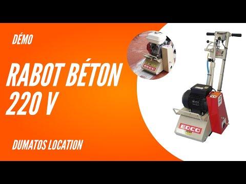 Rabot béton 200mm hautes performances - DUMATOS LOCATION Rabot béton 200mm hautes performances - DUMATOS LOCATION