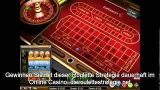 Roulette Strategien - Gewinnen Sie Im Online Casino