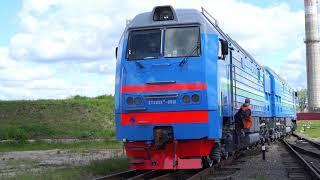 ТМХ выполнил обязательства по поставке двух магистральных грузовых тепловозов в Узбекистан