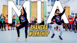 Gambar cover Bhangra Empire - MIA Workshop - Bad Bunny ft Drake