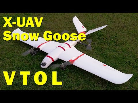 part-3--xuav-snow-goose--vtol-flying-and-final-build