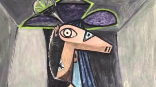 Portrait de Femme [Dora Maar] (Picasso)