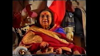 Evening Program, Eve of Sahasrara Puja thumbnail