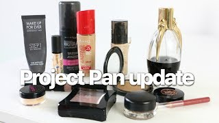 Project Pan Autumn Edition 2018 - 1 Month Update
