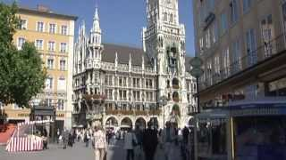 preview picture of video 'Munich, Center - Germany HD Travel Channel'