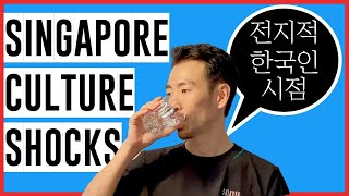 #Singapore Culture Shock #Korean Perspective