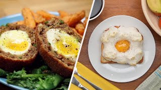 10 Easy Egg Recipes You'll Crave Everyday •Tasty
