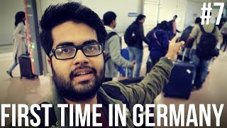 First Time in Germany: An Indian Student