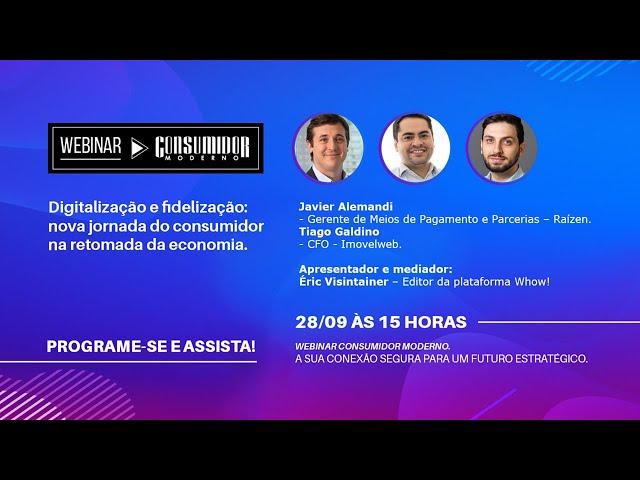 WEBINAR CM: RAIZEN E IMOVELWEB | Digitalização e fidelização: A nova jornada do consumidor
