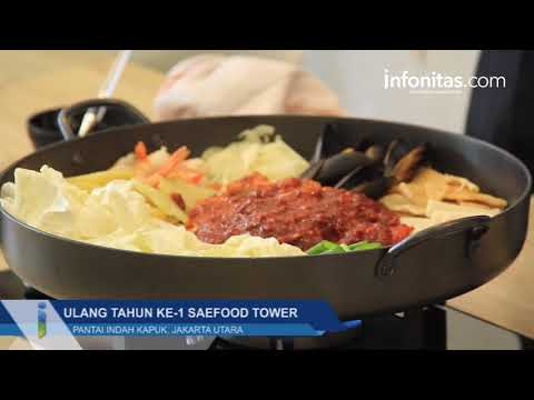 Ulang Tahun Ke-1  Saefood Tower, Pantai Indah Kapuk, Jakarta Utara