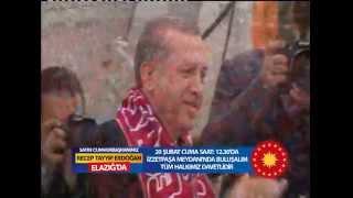 preview picture of video 'Cumhurbaşkanı Recep Tayyip Erdoğan Elazığ'a Geliyor'