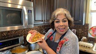 🔴 Tortas de  Chorizo con Huevo y Jamón
