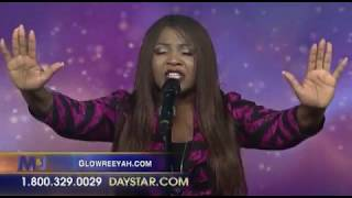 MIRACLE WORKER (GLOWREEYAH BRAIMAH LIVE AT DAYSTAR TV USA)