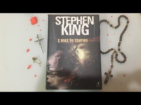 Se você gosta de Vampiros , leia A HORA DO VAMPIRO   STEPHEN KING