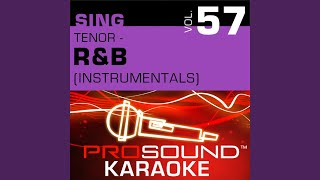 I Just Called To Say I Love You (Karaoke Instrumental Track) (In the Style of Stevie Wonder)