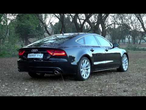 RPM TV - Episode 256 - Audi A7 Sportback 3 0 BiTurbo TDI