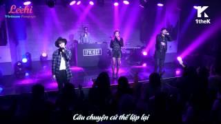 [SkyHi][Vietsub] Happen Ending & Talk - Epik High ft Minzy (2NE1)